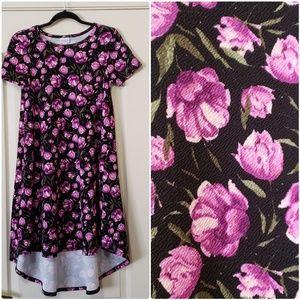 Carly lularoe dress XXS floral